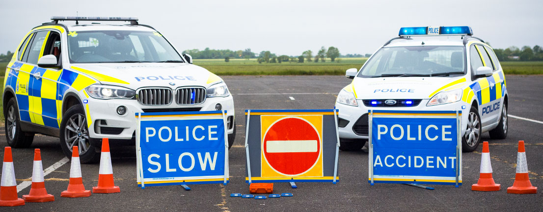 Norfolk Police - roads policing