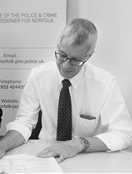 Chief Finance Officer John Hummersone