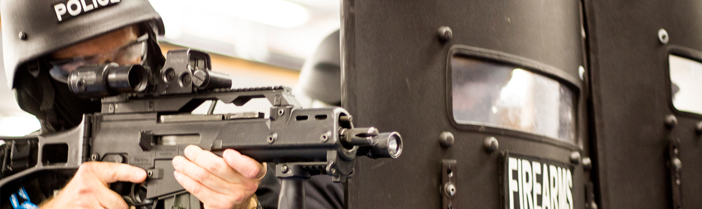 Norfolk Police Firearms Unit