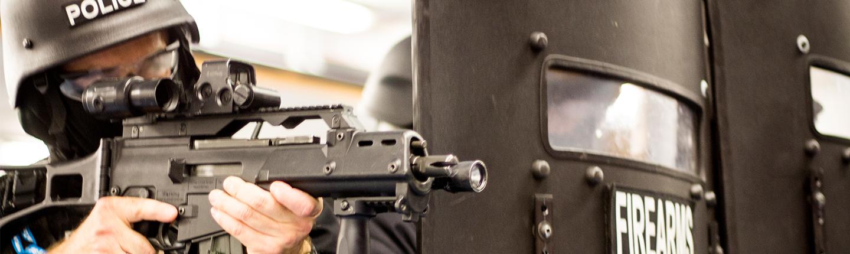 Norfolk Police Firearms Unit