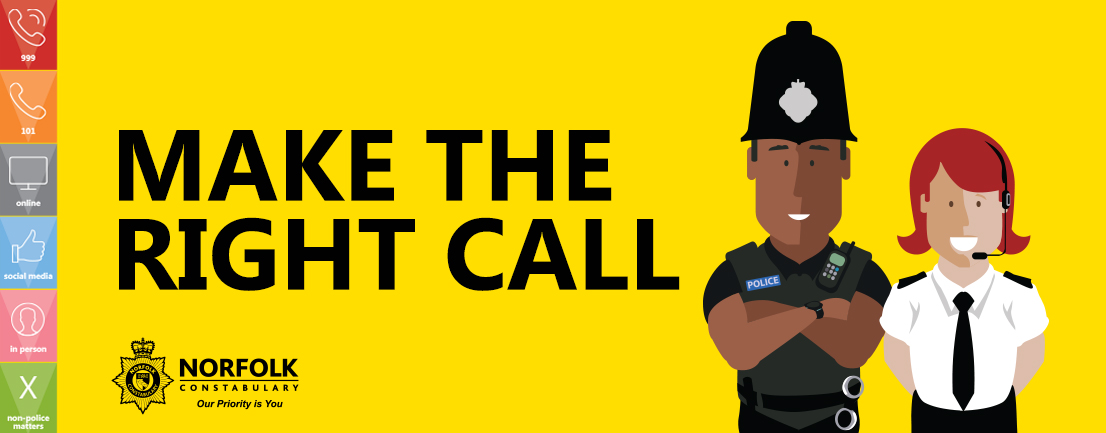 how to call the police for non emergencies