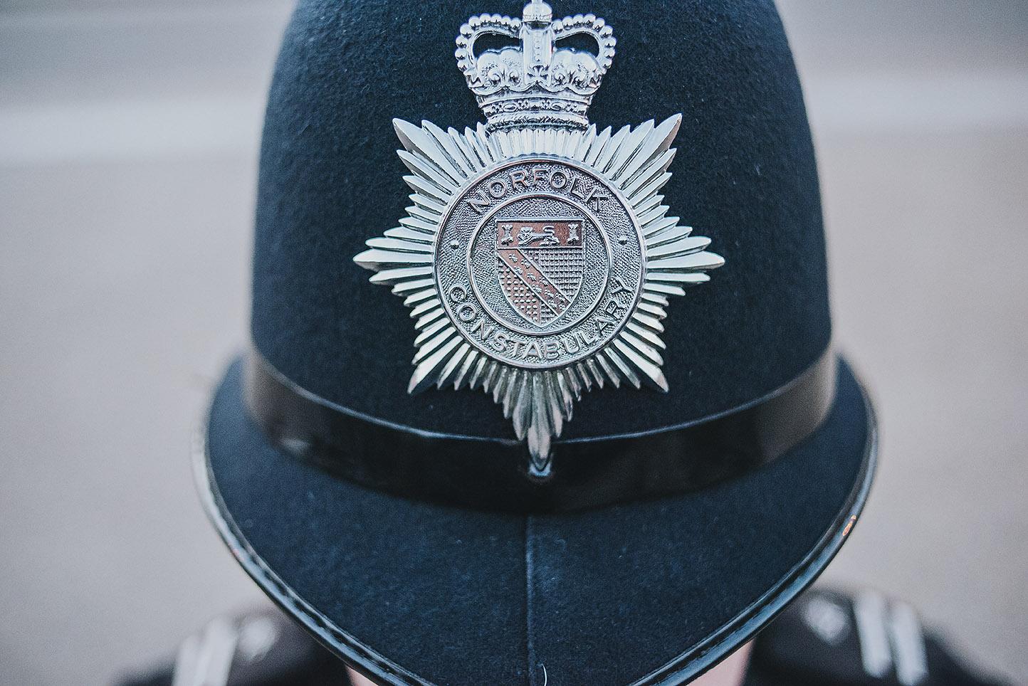 Police officer   Norfolk Constabulary
