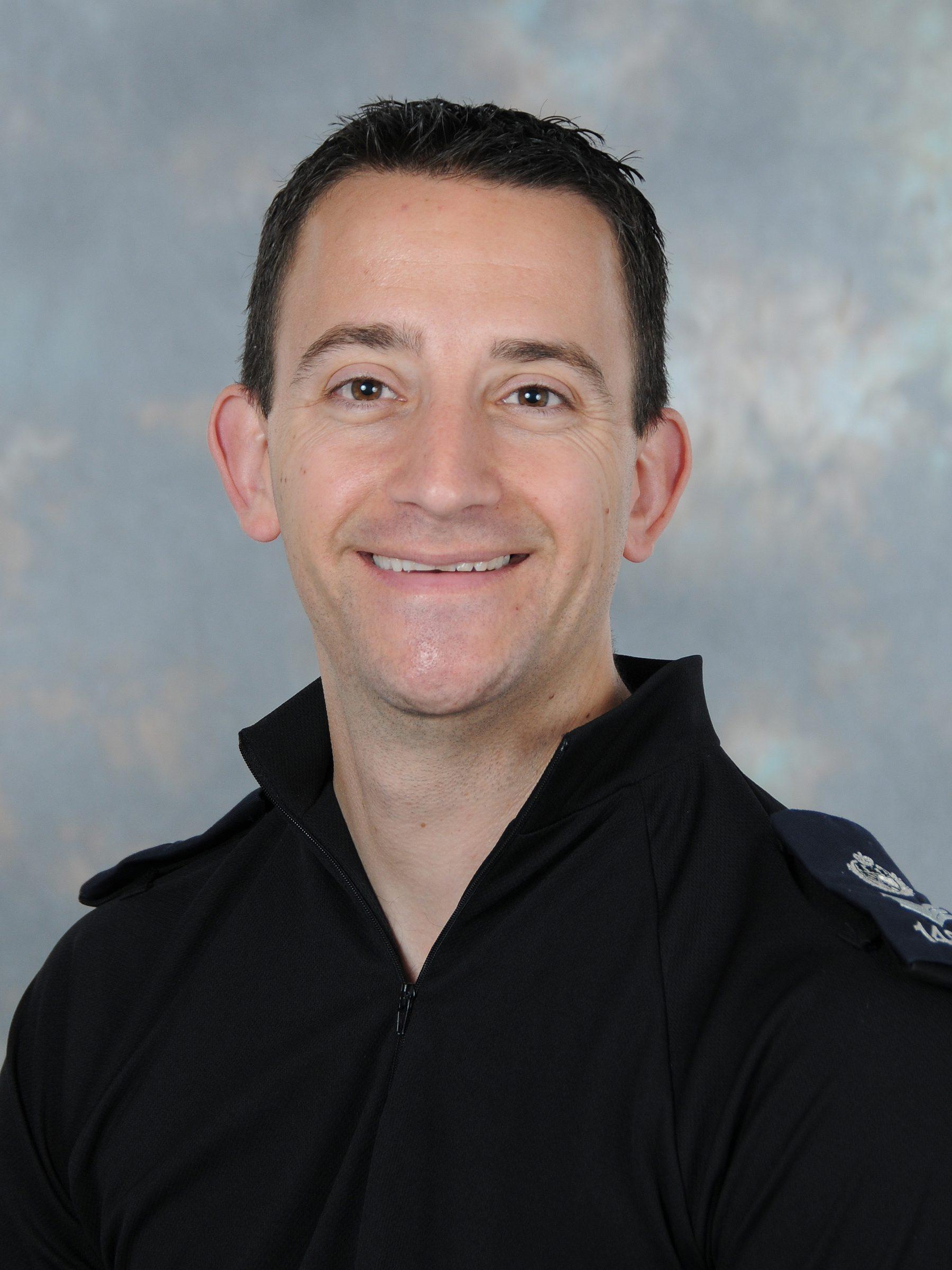 Sgt Toby Gosden