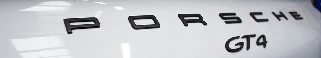Porsche GT4 Cayman
