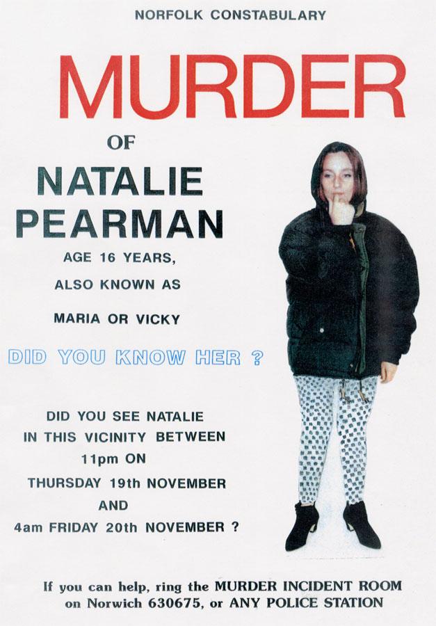 Natalie Pearman Poster