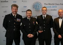 Norfolk winners world policing awards