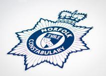 Norfolk Constabulary crest