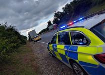 Roads policing - HGV