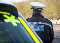 Police roads investigation